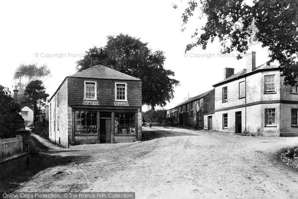 Photo of Albaston, The Village 1908