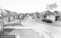 Albrighton, Bushfield Drive c.1965