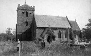 Albrighton, Church 1898