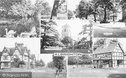 Albrighton, Composite c.1965