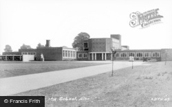 Albrighton, County School c.1955