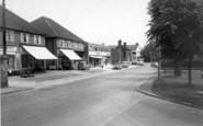 Albrighton, High Street c.1965
