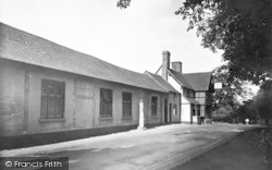 Albrighton, Shrewsbury Arms c.1955