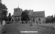 Albrighton, The Church Of St Mary Magdalene c.1965