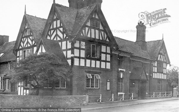 Photo of Albrighton, The Crown Corner c.1955