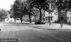 Albrighton, The Green c.1960