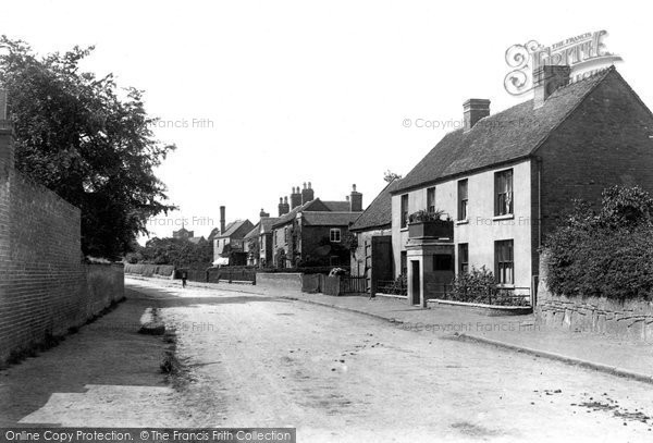 Photo of Albrighton, The Village 1899