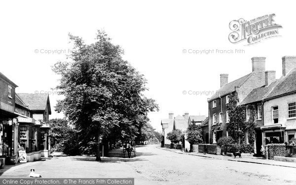 Photo of Albrighton, Village 1898