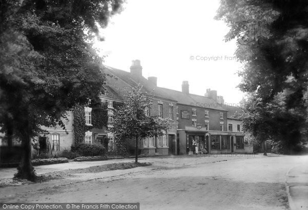 Photo of Albrighton, Village 1899