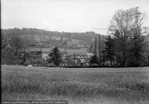 Photo of Albury, 1924