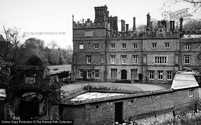Photo of Albury, Albury Park Mansion c.1950