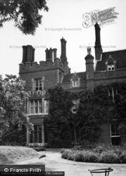 Albury, Albury Park Mansion c.1950
