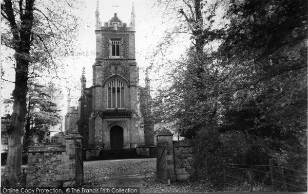 Photo of Albury, Apostolic Catholic Church c.1960
