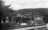 Albury, From The Church 1925