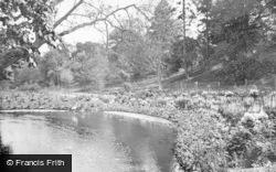Albury, Park c.1930