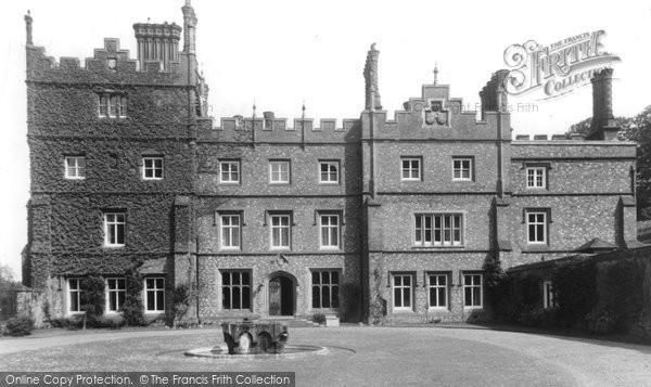 Photo of Albury, Park c.1955