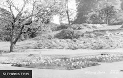 Albury, Park c.1955