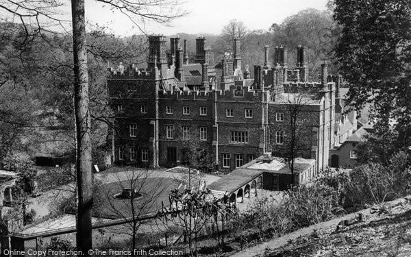 Photo of Albury, Park c.1960