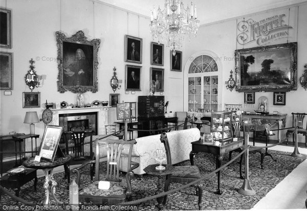 Photo of Albury, Park, Drawing Room c.1965