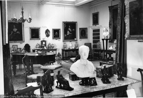 Photo of Albury, Park, Music Room c.1965