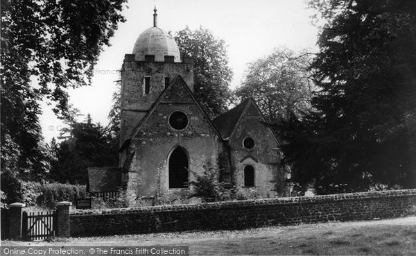 Photo of Albury, Park, The Old Parish Church c.1965