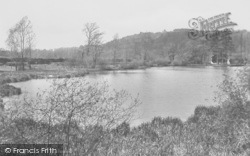 Albury, Postford Pond, St Martha's 1929