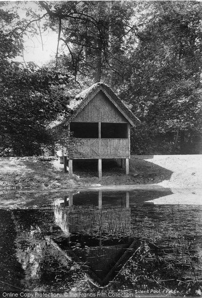 Photo of Albury, Silent Pool 1902