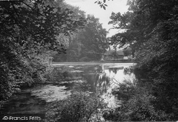 Albury, Silent Pool 1915