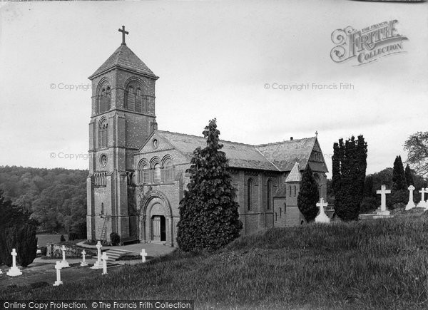 Photo of Albury, St Peter And St Paul's Church 1925
