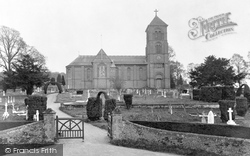 Albury, St Peter And St Paul's Church 1929