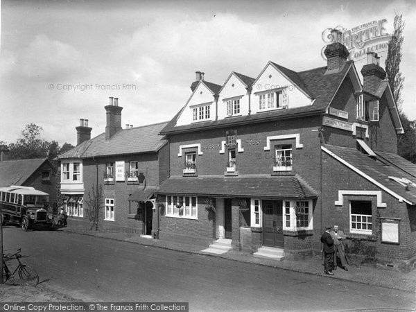 Photo of Albury, Surrey Trust House, Drummond Arms 1922