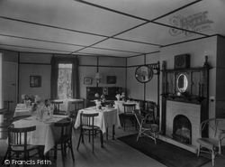 Albury, The Garden, 'rest-A-Wyle', Tillingbourne Valley Tea Room 1933