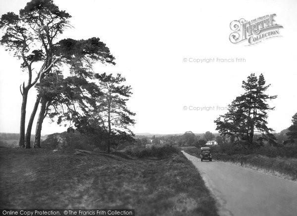 Photo of Albury, The Heath 1932