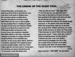 Albury, The Legend Of The Silent Pool 1928