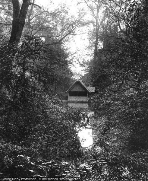 Photo of Albury, The Silent Pool 1911