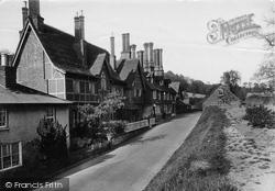 Albury, The Village 1922