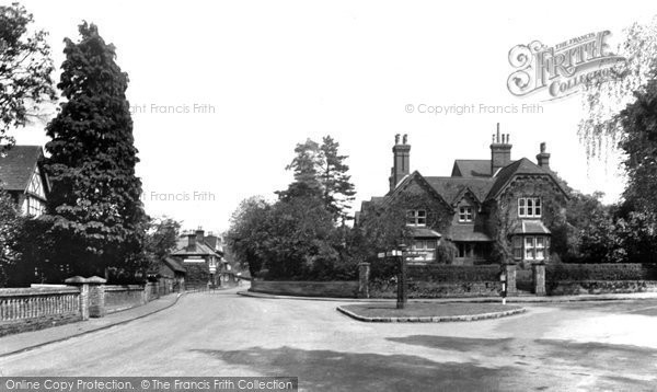 Photo of Albury, The Village 1938