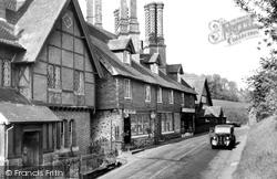 Albury, The Village c.1950