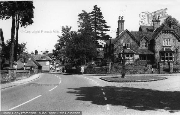 Photo of Albury, The Village c.1960