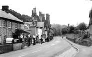 Albury, the Village c1965