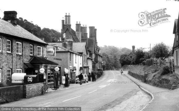 Photo of Albury, the Village c1965