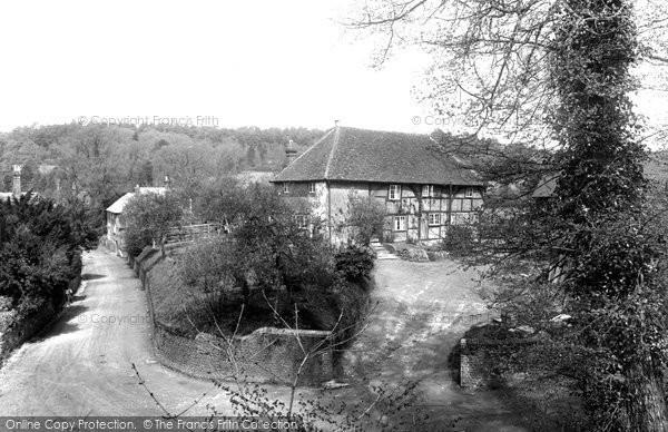 Albury, View 1924