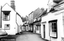 Alcester, Butter Street c.1965