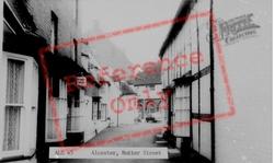 Butter Street c.1965, Alcester