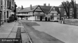 Church Street c.1950, Alcester