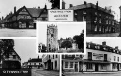 Alcester, Composite c.1955
