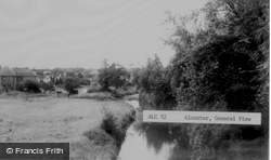 General View c.1965, Alcester