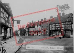Henley Street c.1955, Alcester