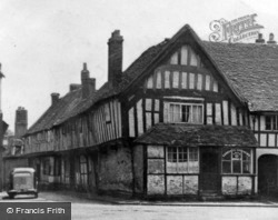 Old Houses c.1955, Alcester