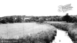 Alcester, Oversley Green c.1965